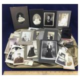 Old & Antique Photographs, Postcards, Etc.