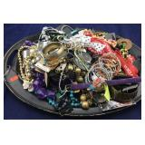 119 Pieces of Costume Jewelry
