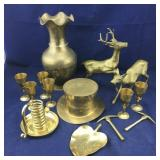 Large Selection of Decorative Brassi