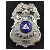 Erie County NY Auxiliary Police Badge
