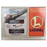 Lionel Warbonnet O-27 Gauge Electric Train Set