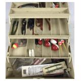 Plano Tacklebox full of Freshwater Tackle