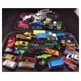 Matchbox and Hot Wheel