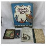 Vintage and Antique Books and Ephemera