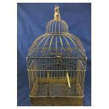 Hanging Metal Birdcage
