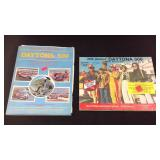 1977 and 1978 Daytona Speedway programs