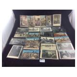 WWI Era postcard collection