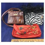 Trio of Small Purses