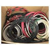 Box of Miscellaneous Cables
