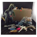 Large Lot of collectible toys