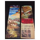 Stephen king and Richard Bachman novels