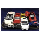 Maisto and Kinsmart Diecast Model Cars