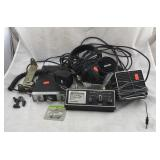 Vintage CB Radio Equipment
