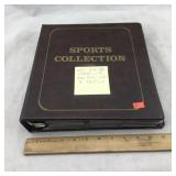 450 1978 Baseball Cards in Binder