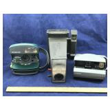 3 Polaroid Cameras