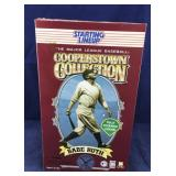 Starting Lineup Babe Ruth Cooperstown Collection