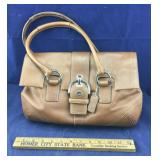 Authentic Vintage Brown Coach Purse