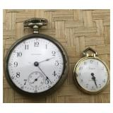 Pair of Old Pocket Watches