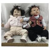 Ashton-Drake Picture Perfect Baby Dolls