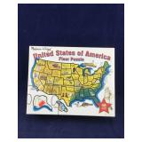 USA 48 Piece Floor Puzzle
