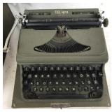 Vintage German Typewriter