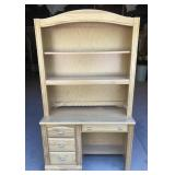 2 Piece Solid Wood Hutch