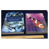 Jacques Cousteau Book & Geographica Atlas