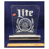 Vintage Miller Lite Beer Light
