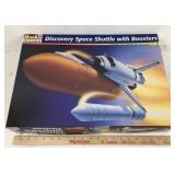 Revell Model Discovery Space Shuttle with Boosters