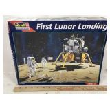 Revell Model First Lunar Landing