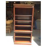 Pennsylvania house cherry finish book shelf unit