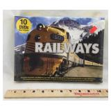 10 Railways DVD set