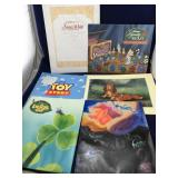 12 Disney Lithographs