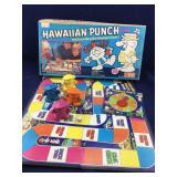 Vintage Hawaiian Punch Game in Box