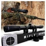 Brand New 4x20 Rifle Scope in Box