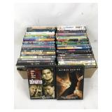 Collection of DVDs (44 Titles)