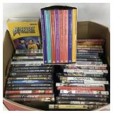 Collection of DVDs (45+ Titles)