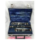 Vintage King Tempo Clarinet with Case