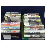 Collection of Xbox/Xbox 360 Games & DVDs