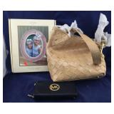 Studio Imports Purse & Lenox Photo Frame