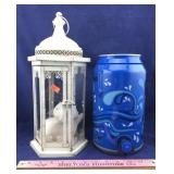 Lantern Candle Holder & Cool Gear Dispenser