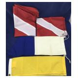 Diving Flags