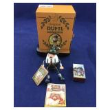 Duftl German Bavarian Man Smoker Shelf Sitter