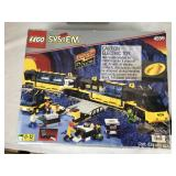 Lego Electric Power Cargo Railway