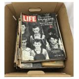 Collection of LIFE Magazines