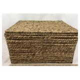 Rectangular Basket Storage Box