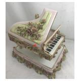 Capodimonte Baby Grand Piano