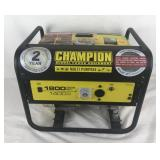 Champion Multi Purpose Generator