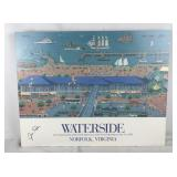 Waterside Norfolk, Virginia Hanging Print