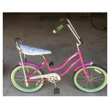Vintage Schwinn girls bike